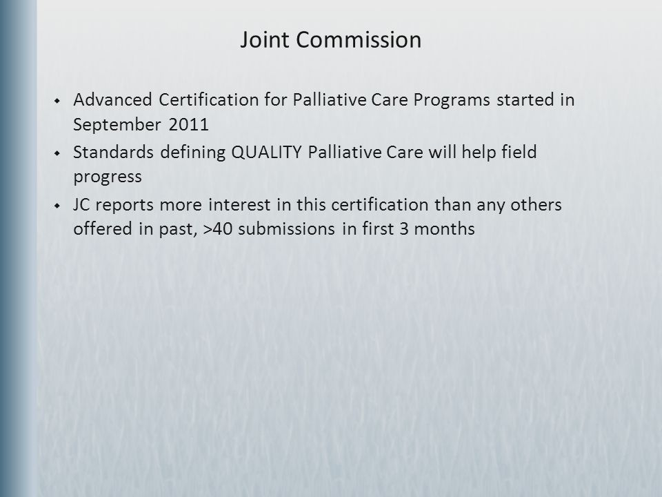 Palliative and Hospice Care - ppt download