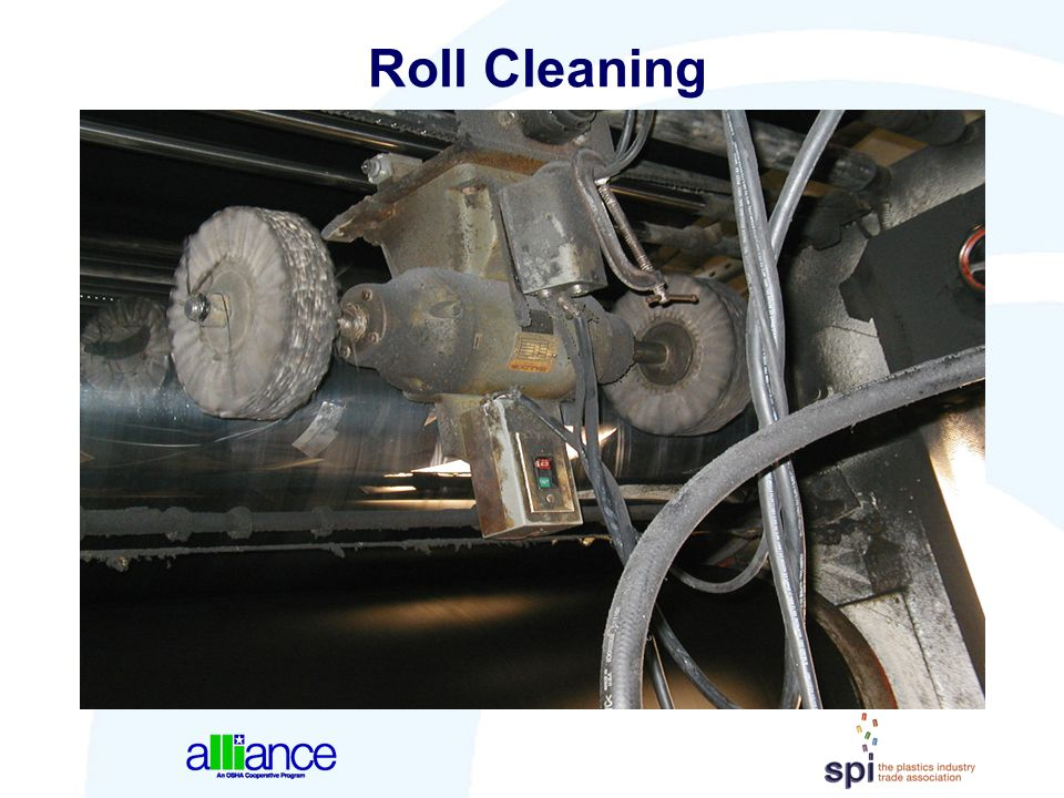 Roll Cleaning