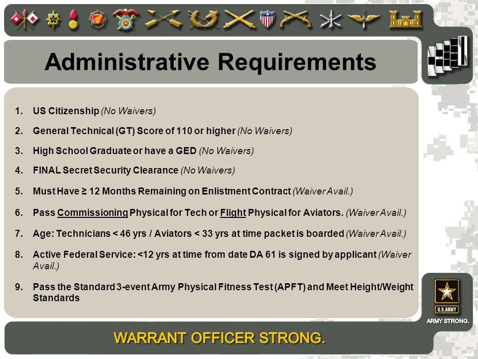 Warrant officer dating enlisted