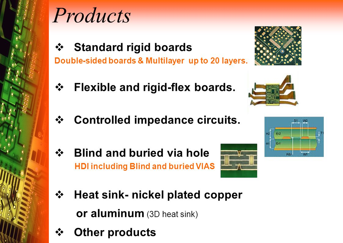 Your Pcb Partner Ppt Download Flex Rigid Circuit Boards Electro Plate Circuitry Dragon Products Or Aluminum 3d Heat Sink Standard