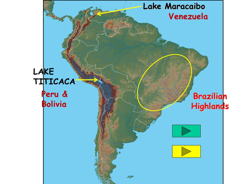 The Geography of Latin America. - ppt download