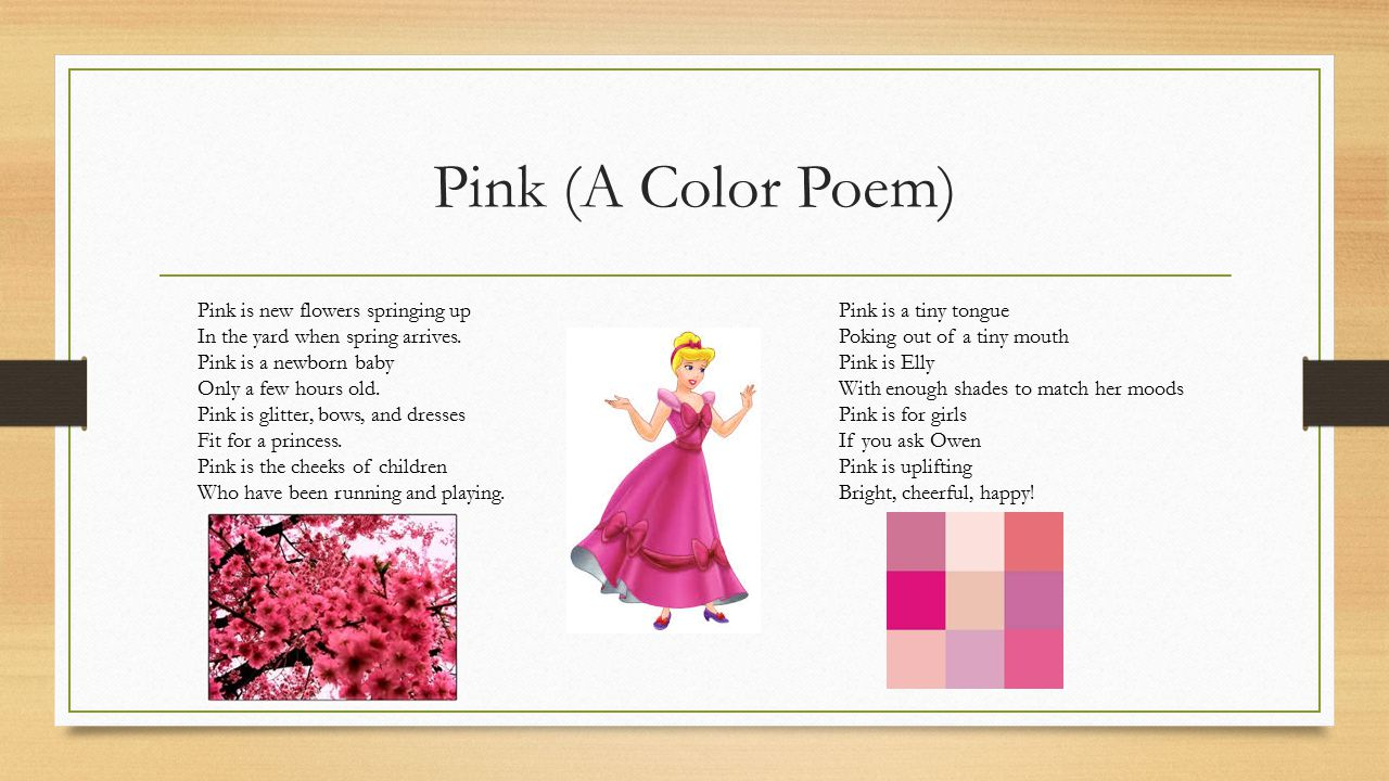 Elainas Poetry Book By Elaina Levers Ppt Video Online Download