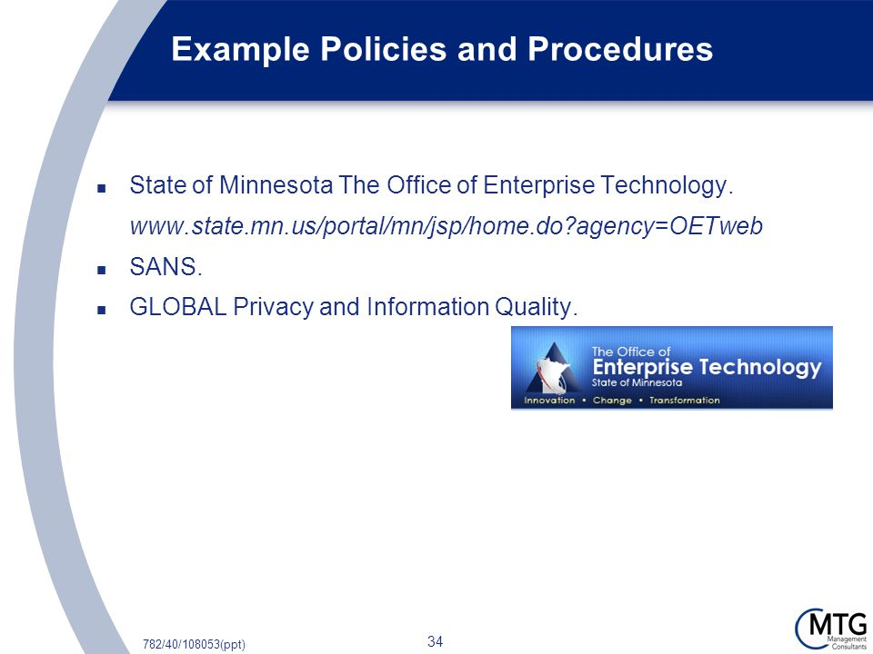 Justice it security issues ppt download for Sans security policy templates