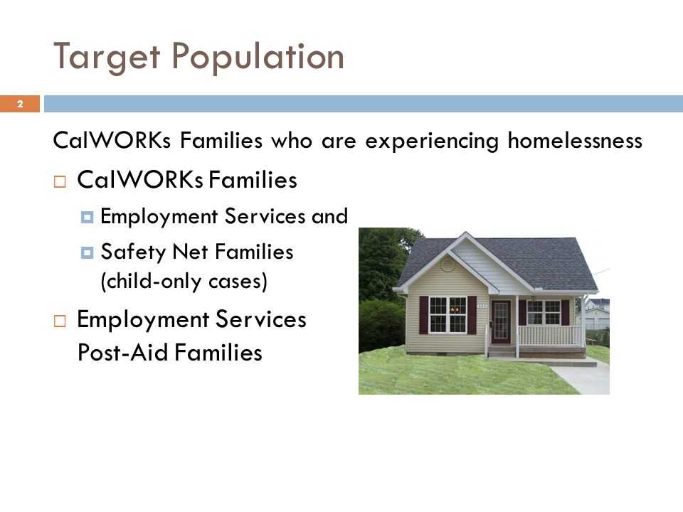 CalWORKs Housing Support Program (HSP) February 26, 2015