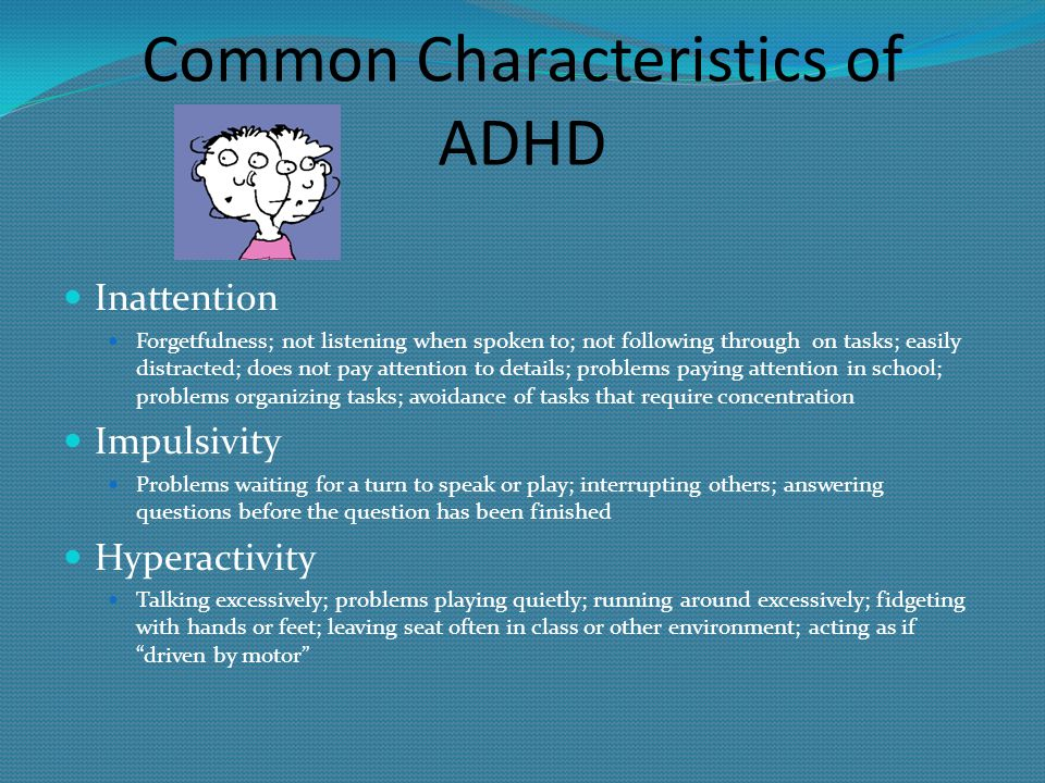 what is attention deficit hyper disorder
