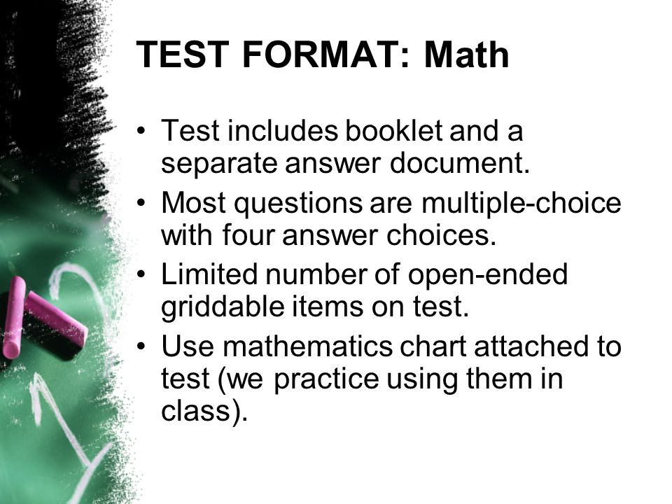 3rd Grade Math & Reading STAAR  - ppt download