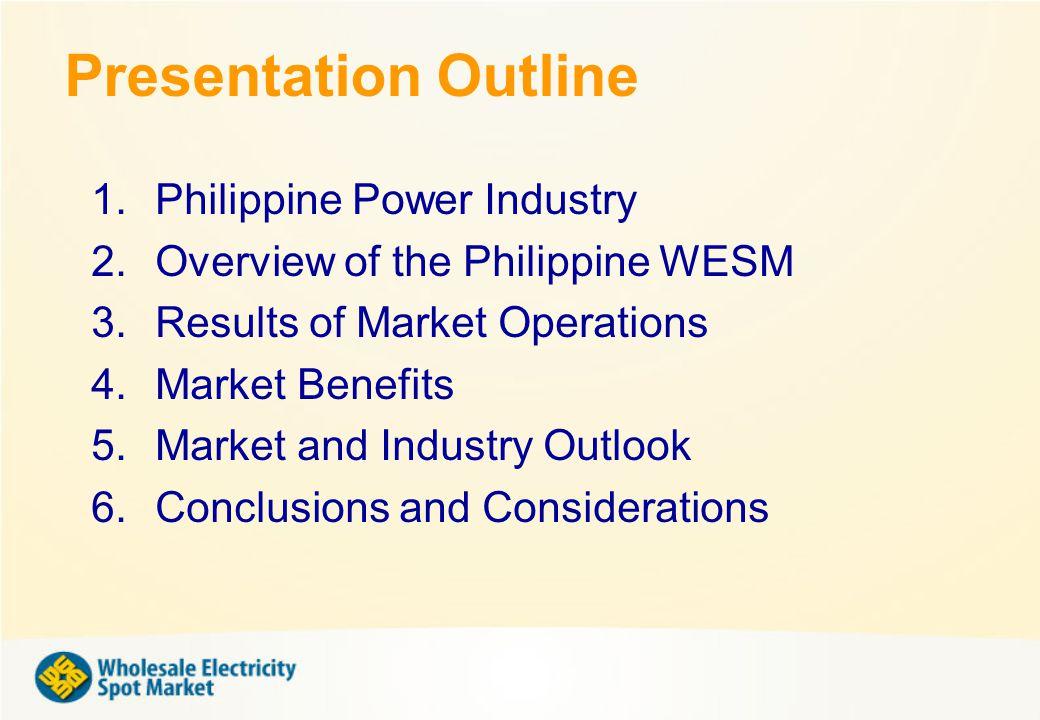 The Philippine Wholesale Electricity Spot Market - ppt video