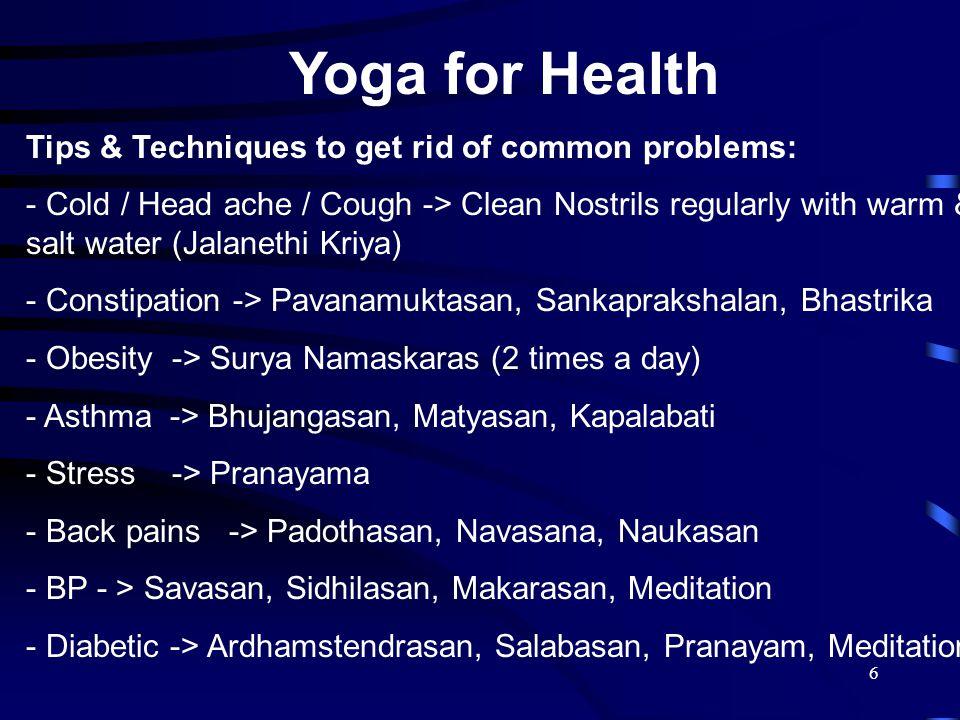 Yoga Ppt Video Online Download