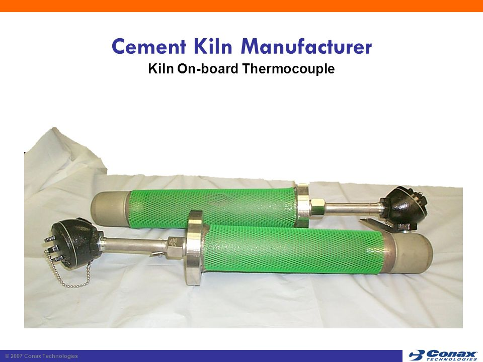 Temperature Sensor and Sealing Gland Applications - ppt video online