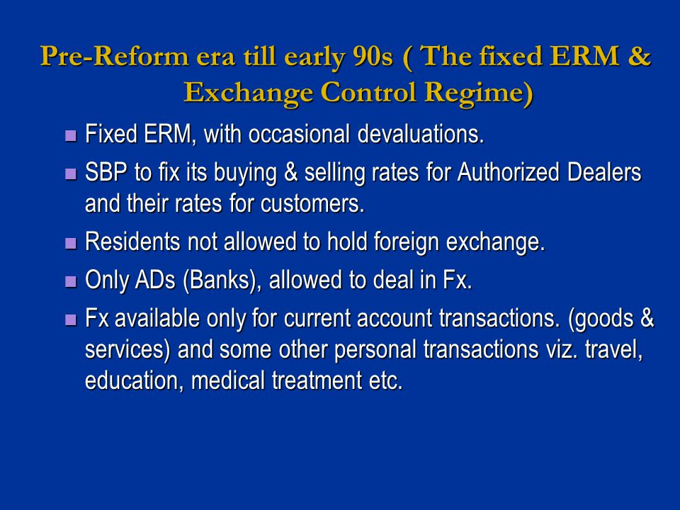 forex bank end cont)