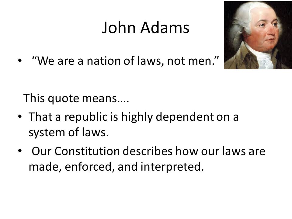 are we not men quote