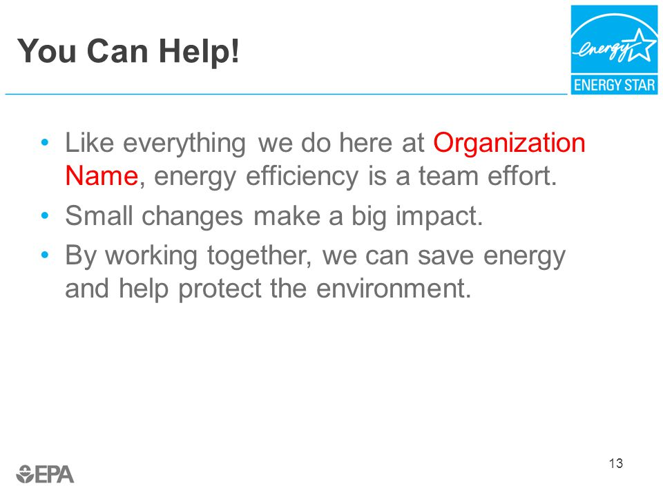 Bring Your Green to Work with ENERGY STAR® - ppt download