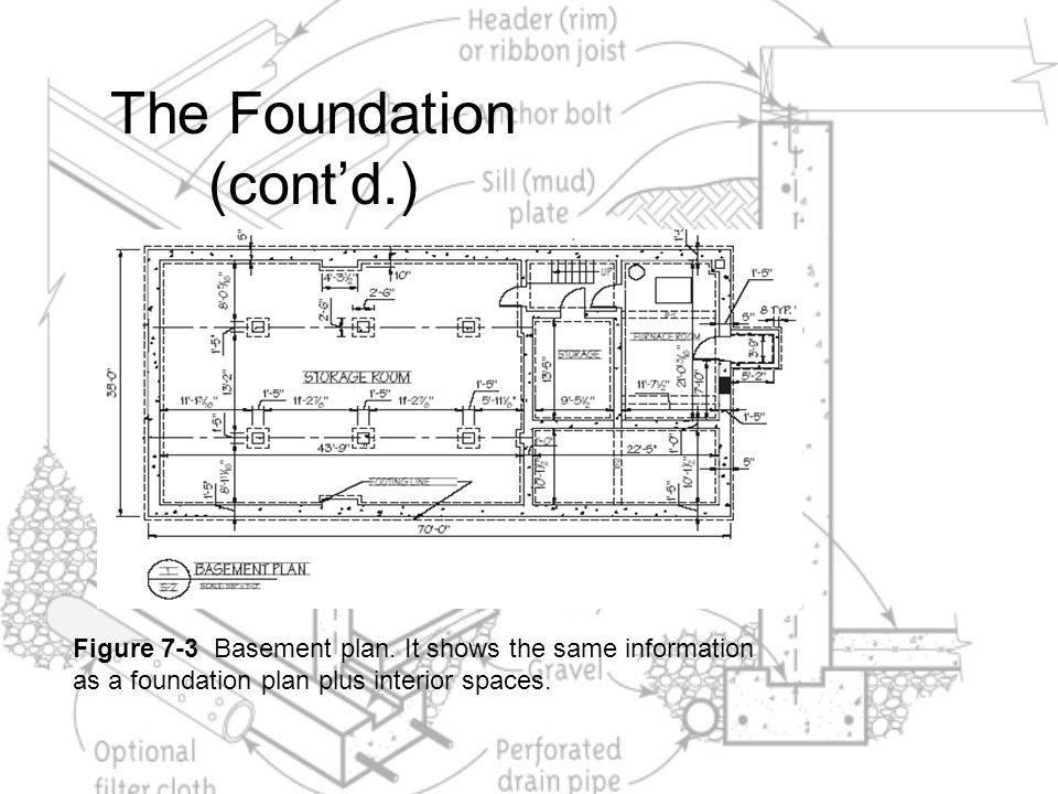 The Foundation (cont'd.)