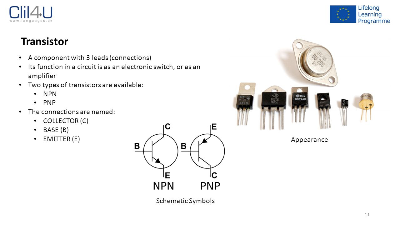 Electronic Components Ppt Download The Definition Of Passive Are That If Transistor A Component With 3 Leads Connections