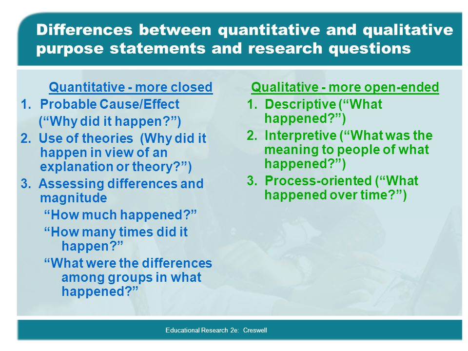 comapre and contrast qualitative and quantitative Political science/jsis/lsj writing center compare/contrast papers back to helpful handouts o writing center home page goal: to explore the similarities and.