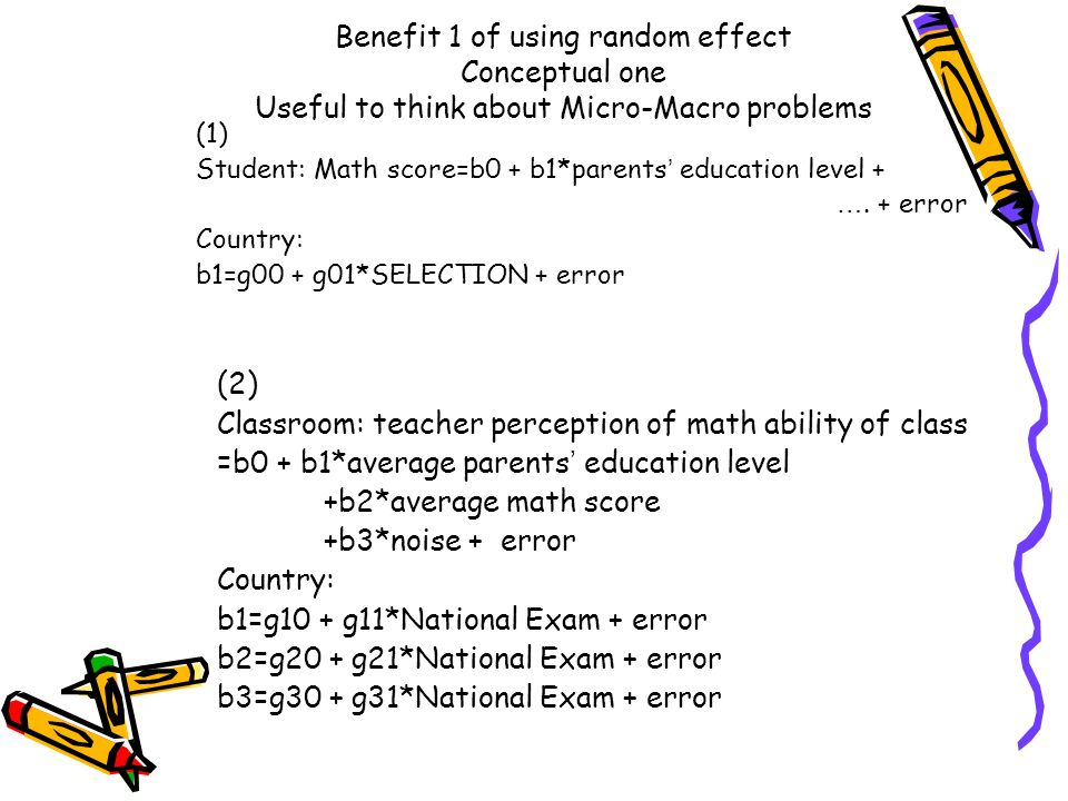 Classroom: teacher perception of math ability of class