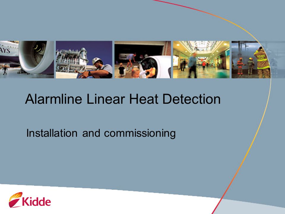 Alarmline Linear Heat Detection - ppt video online download