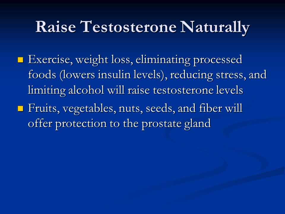 Andropause Hormone Balance for Men - ppt download