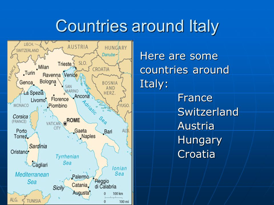 Italy Project Italy Project By Kyle By Kyle Armstrong Ppt Download