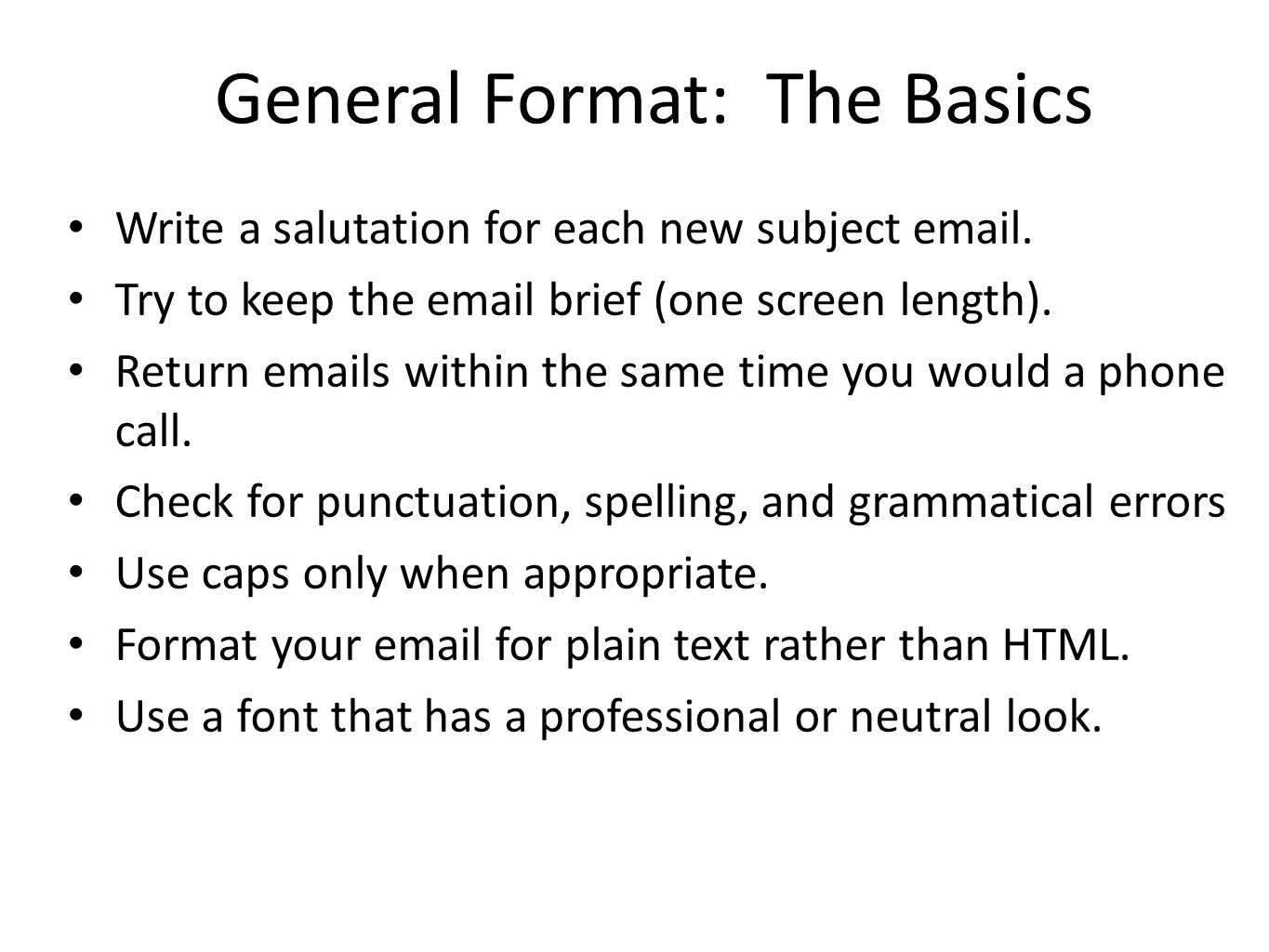 Lecture 20 Professional Communication Writing Ppt Download