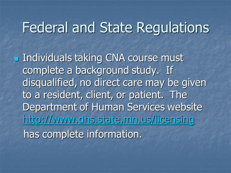 Certified Nursing Assistant Ppt Video Online Download