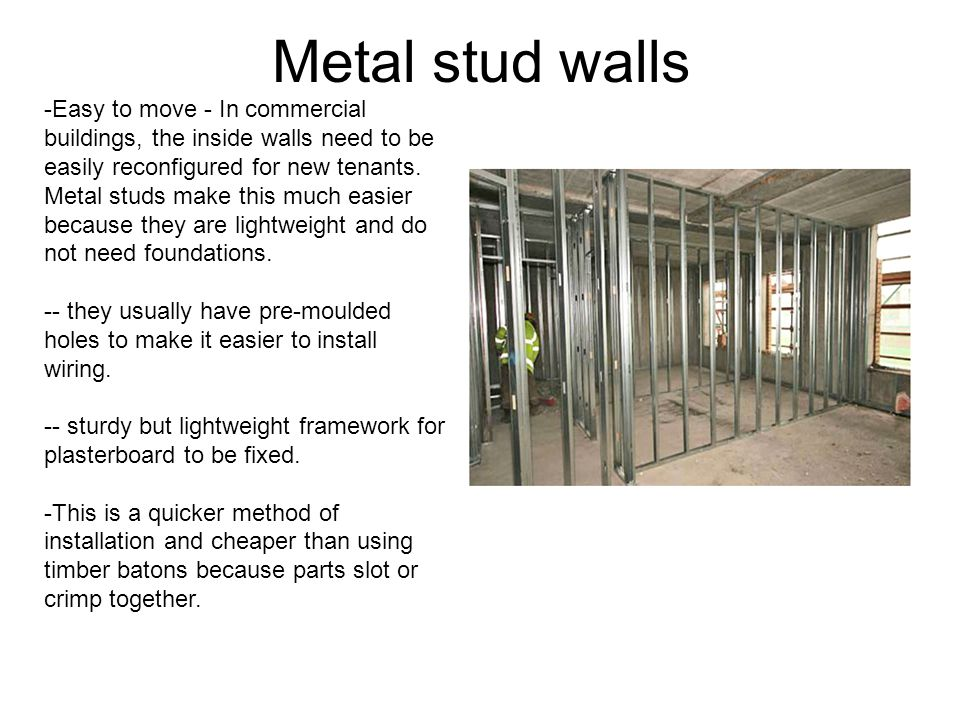 Topic C1 Superstructures Walls Ppt Video Online Download