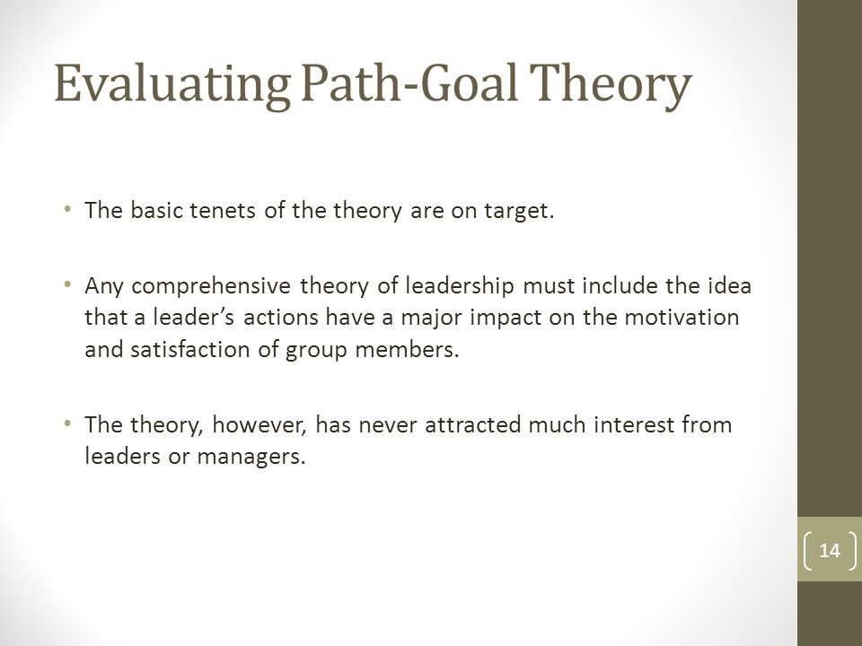Chapter Five Contingency & Situational Leadership - ppt