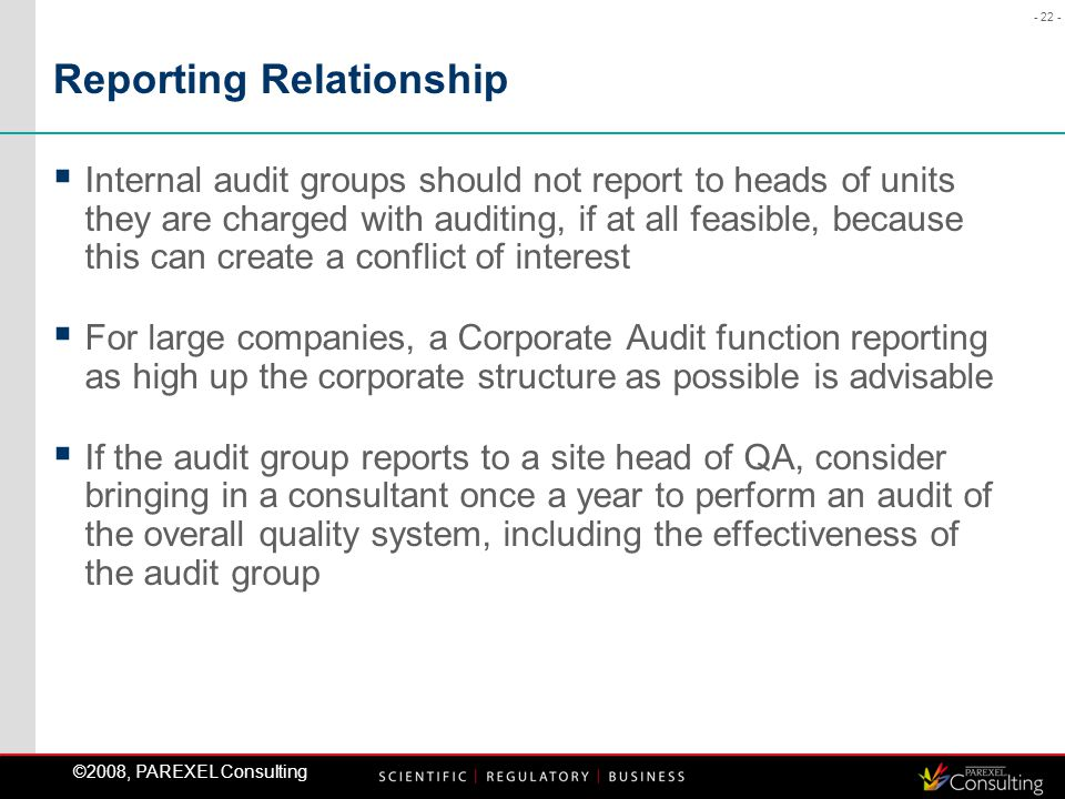 Effective Internal GMP Auditing Strategies - ppt video