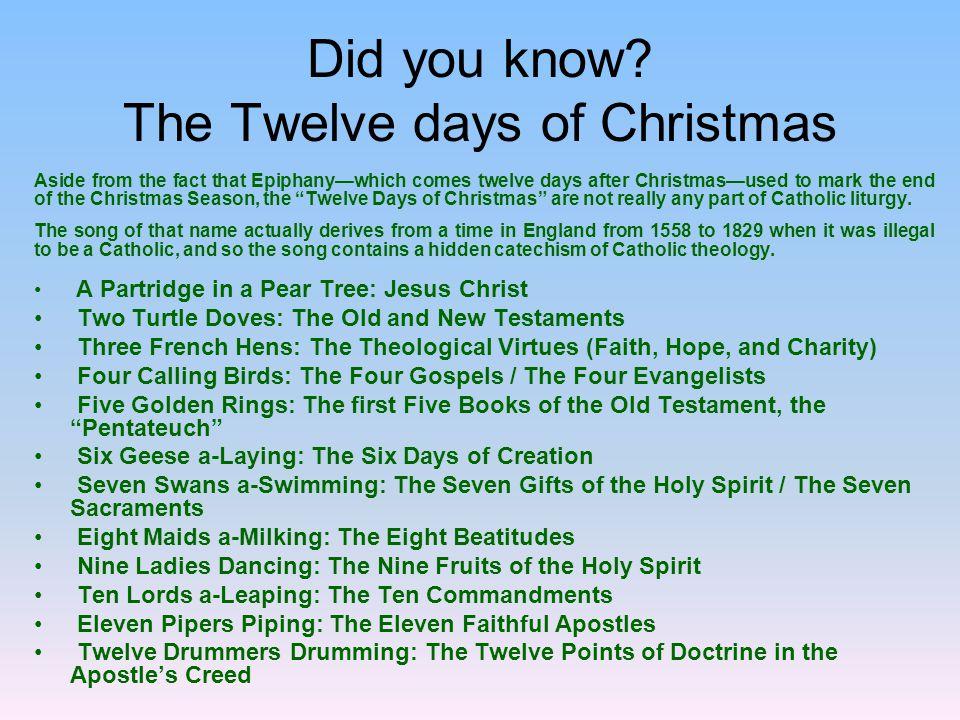The Christmas Season The Christmas Season Ppt Video Online Download