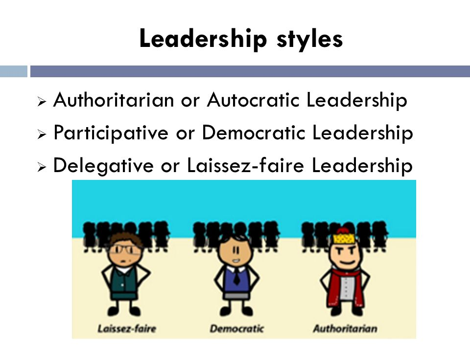 where is autocratic leadership used