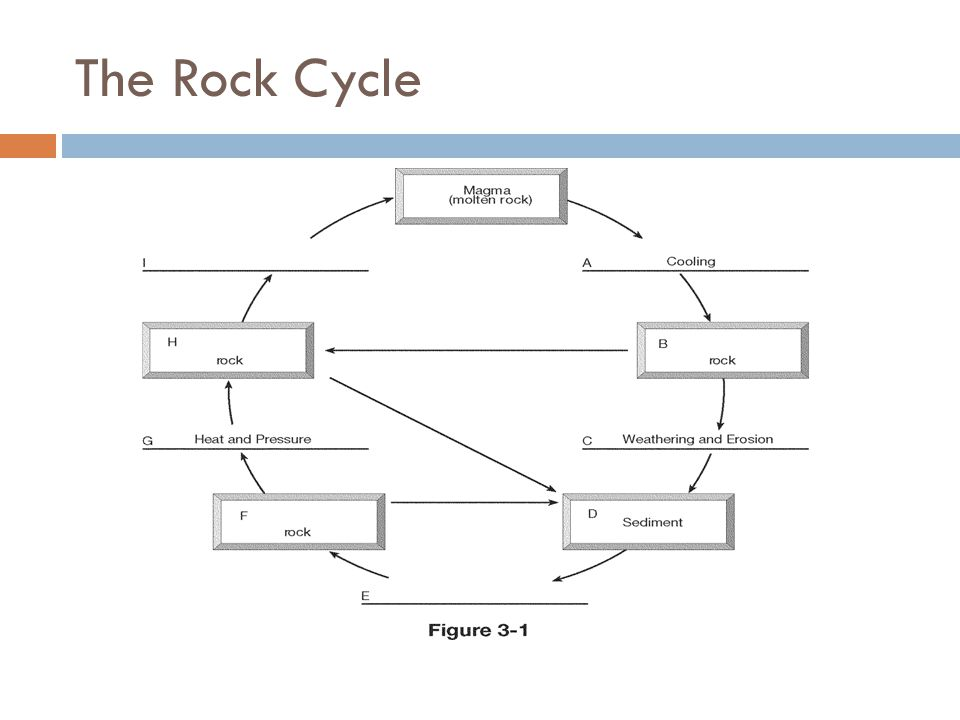11 the rock cycle