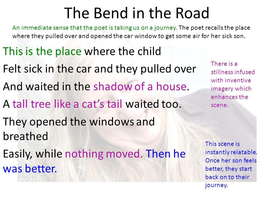 Lyric on the road again lyrics : Eiléan Ní Chuilleanáin - ppt download