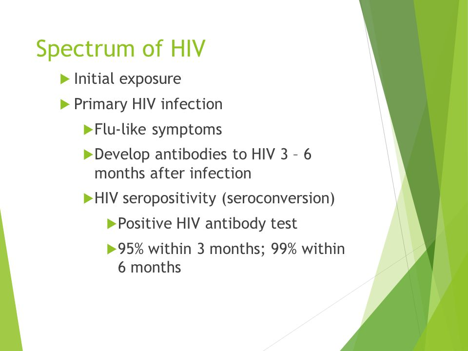 Chapter 16 Care of the Patient with HIV/AIDS - ppt download