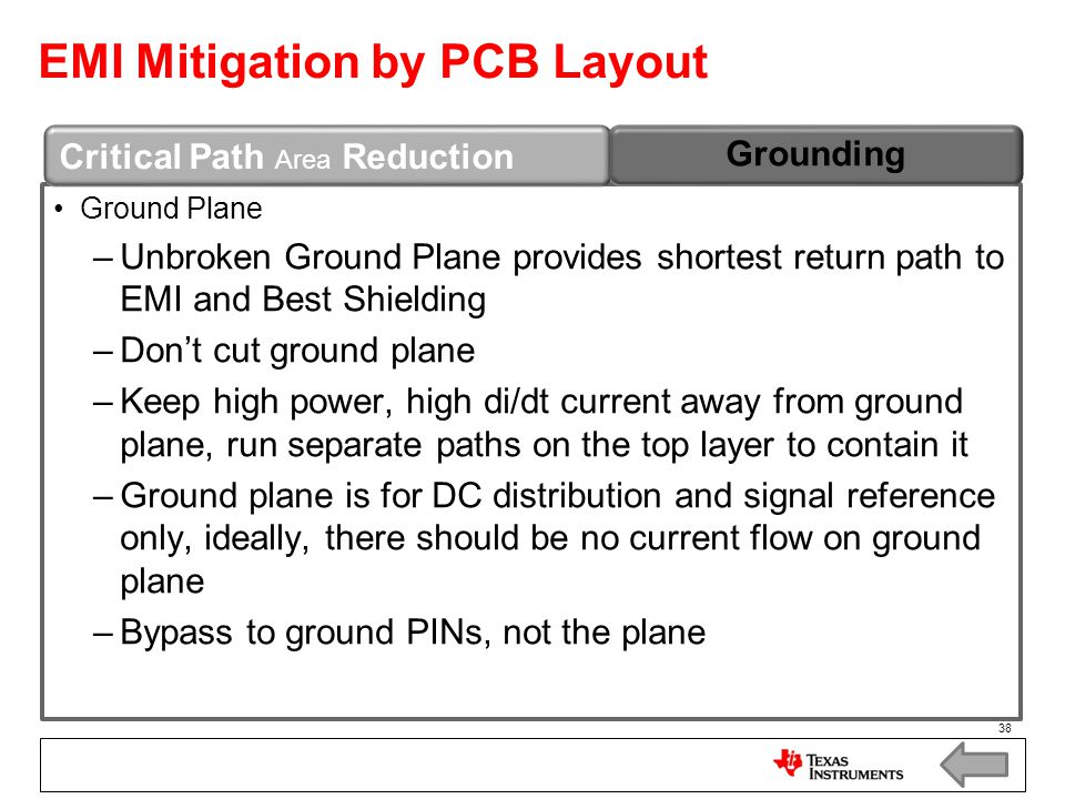 Switching Power Supply Design: EMI Reduction - ppt download