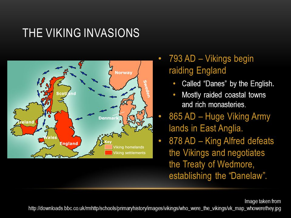 Map Of England 793 Ad.A History Of The English Language Ppt Download