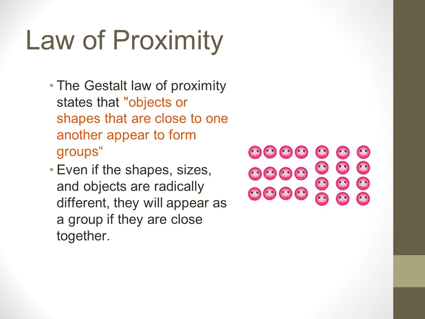 Close Gestalt - what is it Meaning and features 29