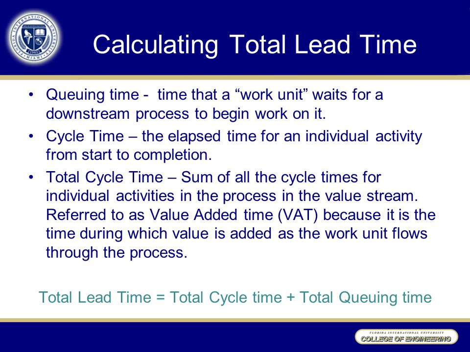 Chapter 5 Value Stream Mapping - ppt video online download