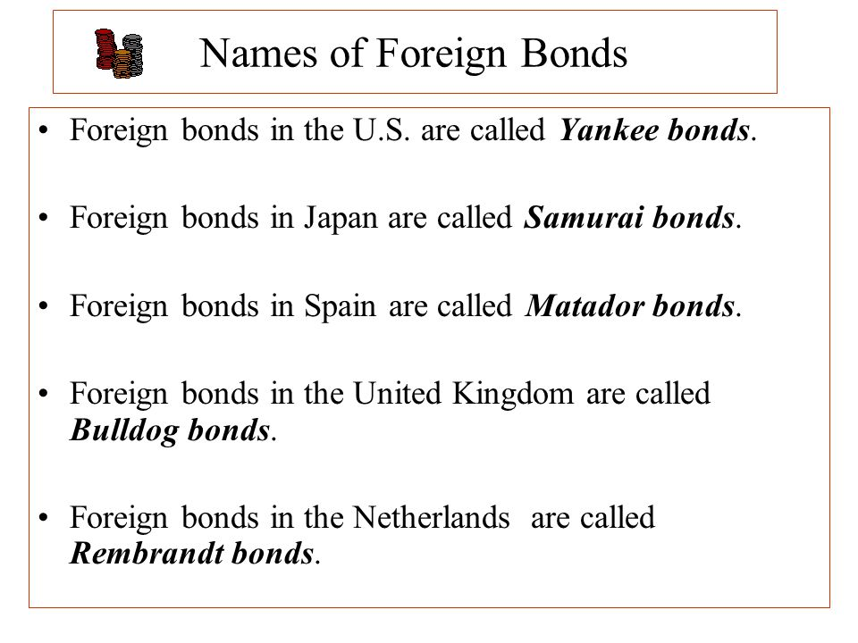 Intermediary and International Debt Securities - ppt download