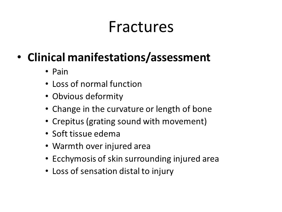 Fractures Etiology/pathophysiology - ppt video online download