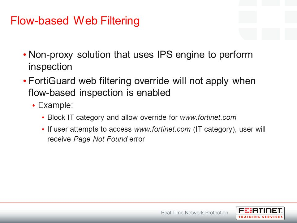 Course 201 – Administration, Content Inspection and SSL VPN - ppt