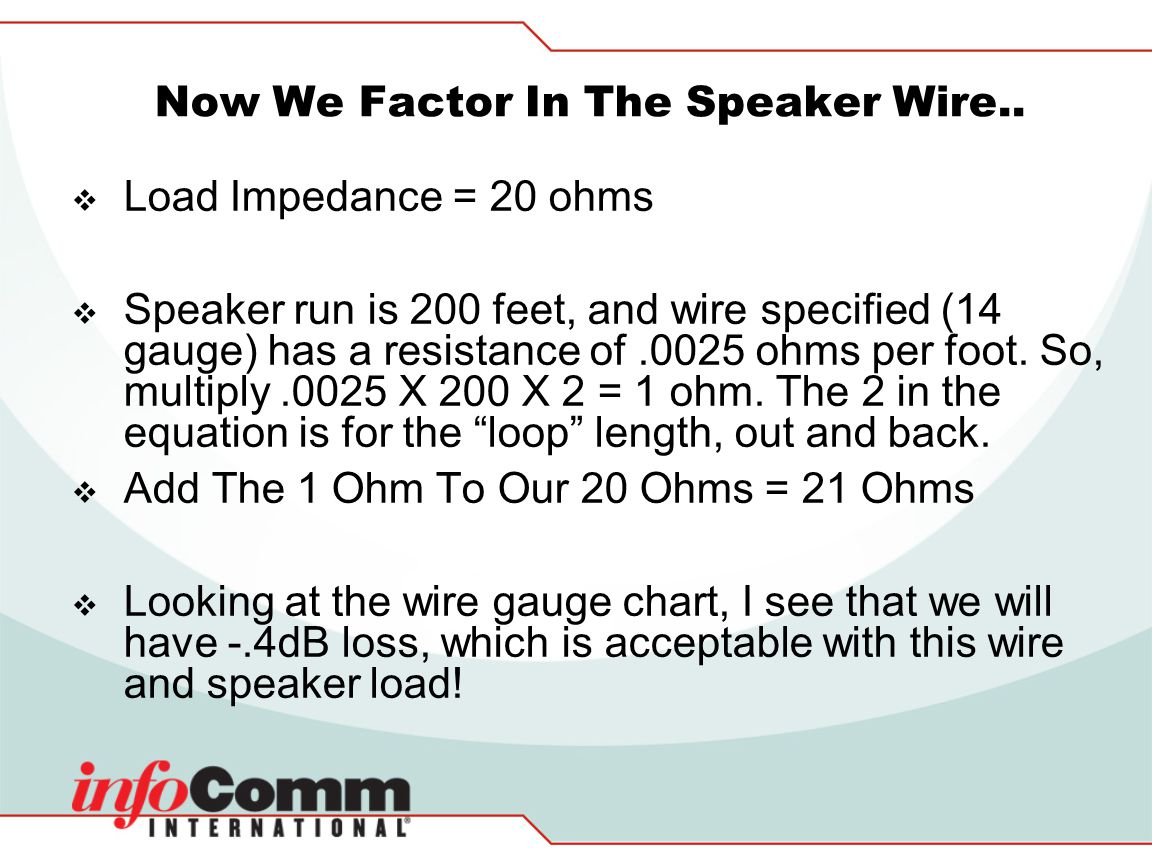 Fine speaker wire chart photo simple wiring diagram amazing 14 gage wire image the wire magnoxfo greentooth Choice Image