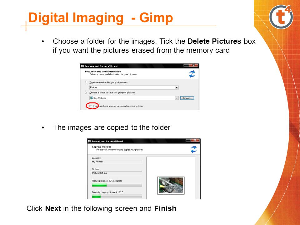 Technology ICT Option: Gimp  - ppt video online download