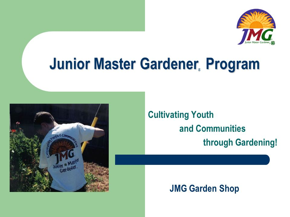 Cultivating Youth and Communities through Gardening!
