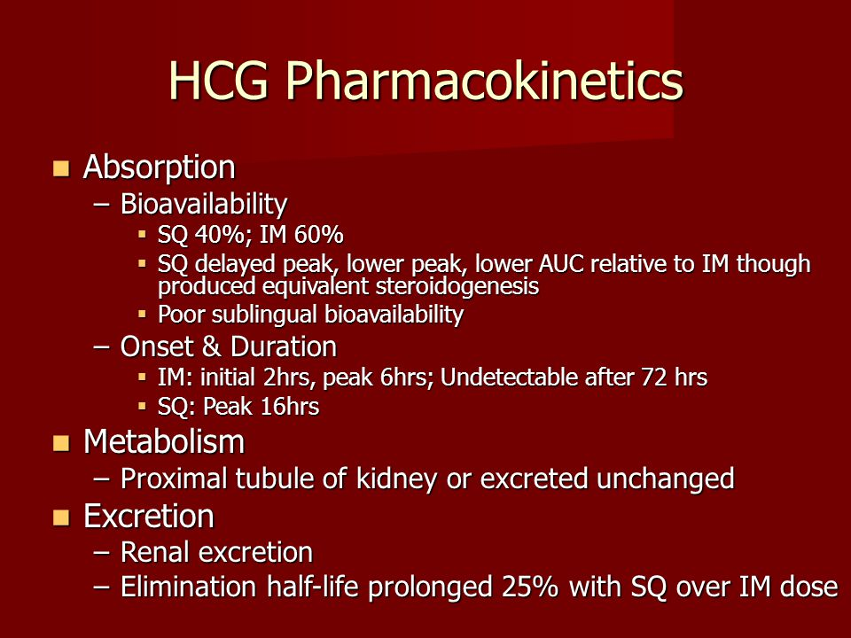 HCG for Weight Loss Ryan Shelton, ND  - ppt download