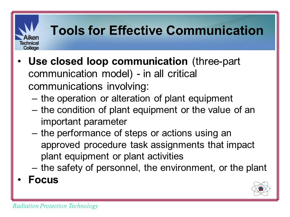 tools of effective communication pdf