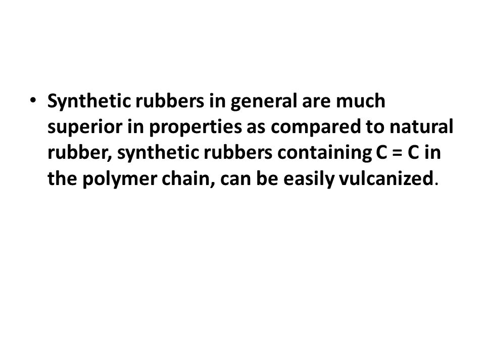Plastics and Elastomers - ppt download