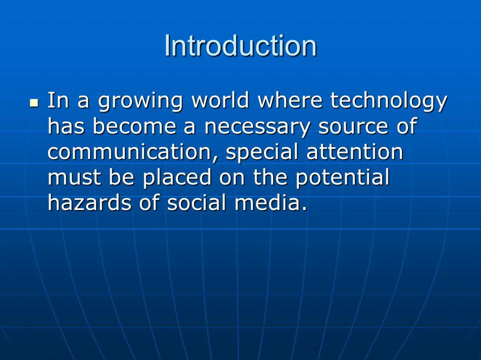 social media effects on communication