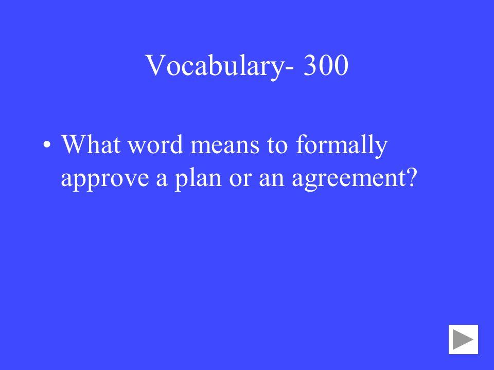 Jeopardy Vocab Final Jeopardy Scenarios Ppt Video Online Download