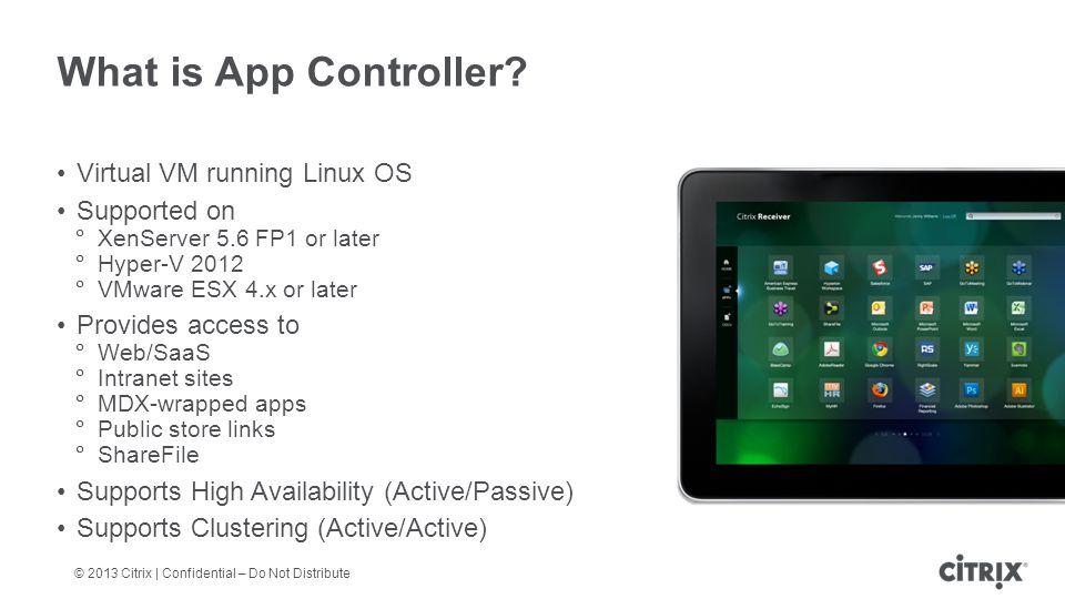 XenMobile App and Enterprise - ppt download