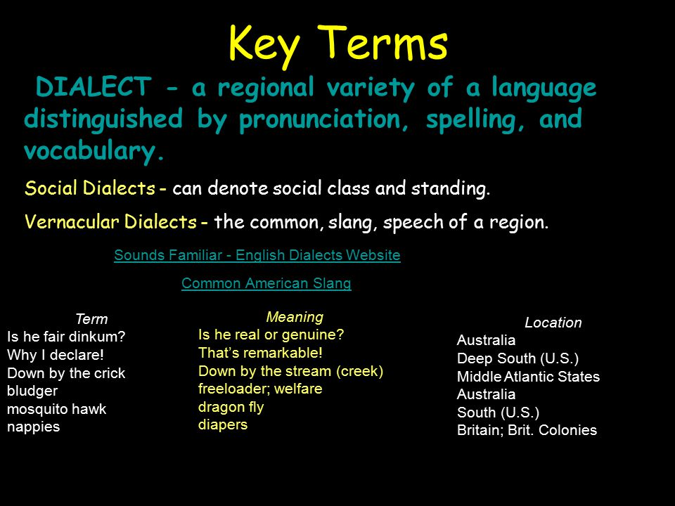 Chapter 5 Language  - ppt video online download